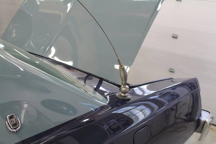 1978 LTD whip antenna install