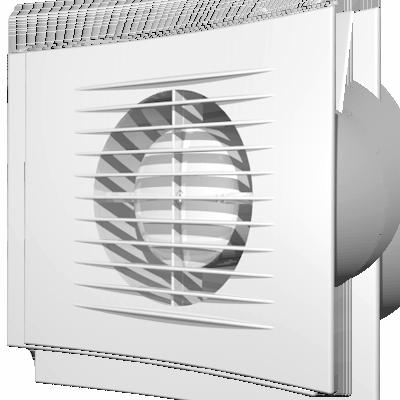 Бытовой вентилятор Dospel FRESH 100 S / 100 WCH / 120 S / 120 WCH