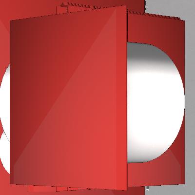 VERONI 120 WC RED