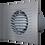 Бытовой вентилятор Dospel LOOK 100 S / 100 WCH / 120 S / 120 WCH