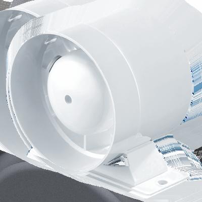 Купить канальный вентилятор Dospel POLO 1,2