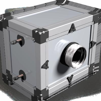 Канальный воздухонагреватель Dospel NW-01, NW-02