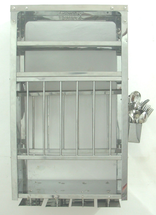 Small Plate Rack