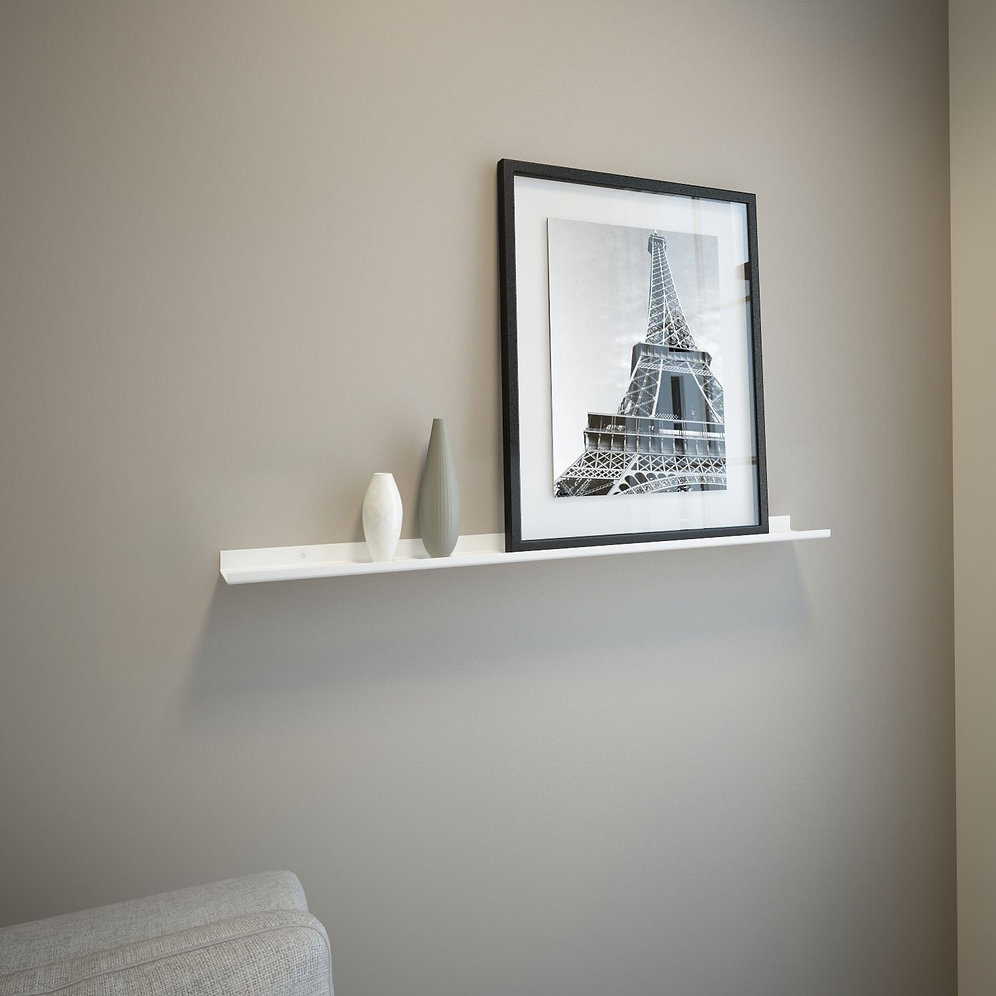 Wondrous 30X3 5 Floating Wall Shelf Ledge S S Platerack Interior Design Ideas Gentotryabchikinfo