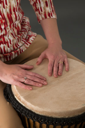 World Percussion Workshop or Drum Circle