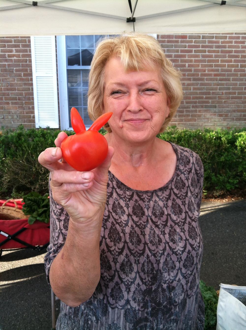 Bunny tomato