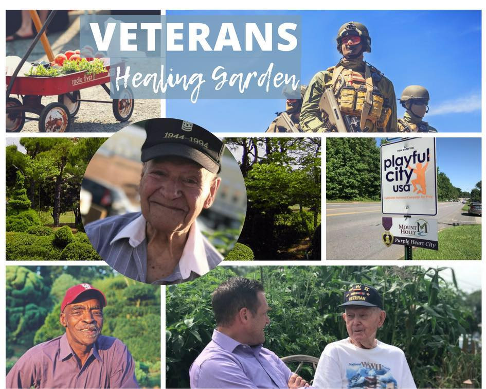 Veterans Healing Garden