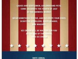 This Week at the Market: 6-30-18