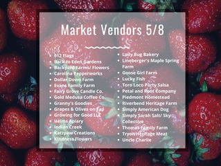 Market Opening Day