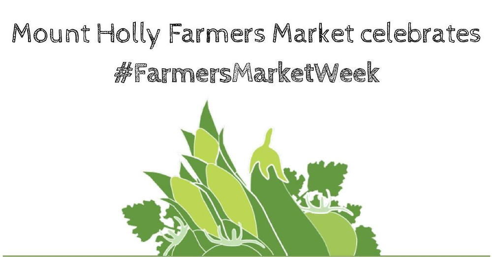 National Farmer's Market Week celebration