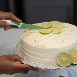 Key Lime Pleasure cake