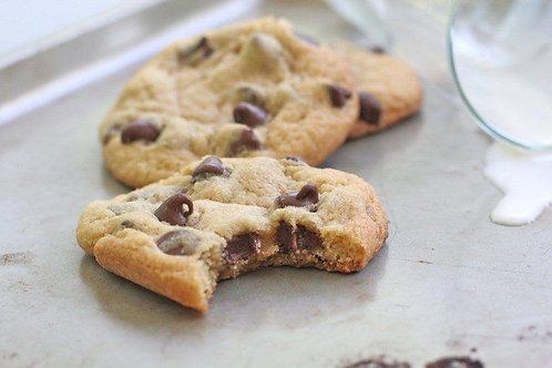 Chocolate Sprinkle Kisses Cookies