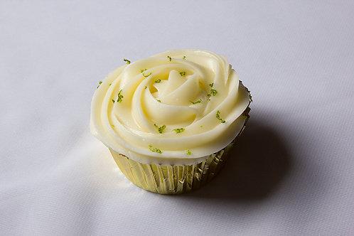 Key Lime Pleasure Cupcakes