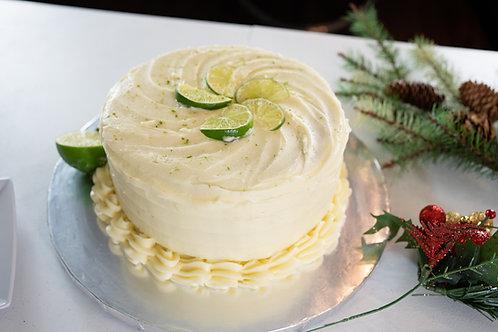 Key Lime Pleasure Cake
