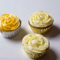Key Lime Pleasure Cupcakes