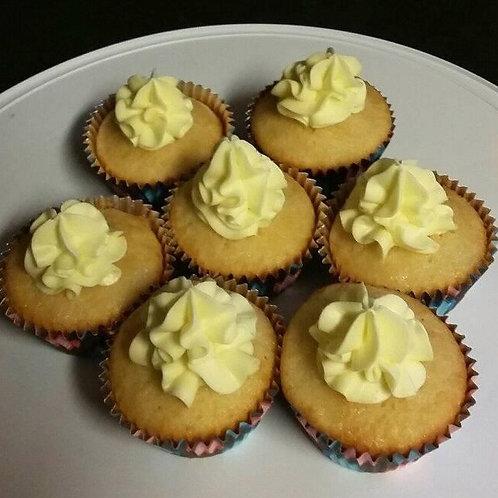 Lemon Cupcakes-