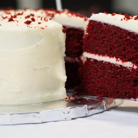 Red Royalty (Red Velvet) cake