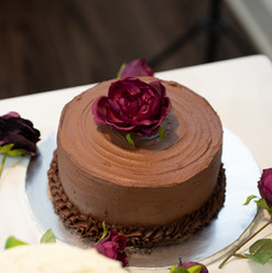 Chocolate Silk Cake