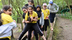 YEAR 6 - CONKERS TRIP: GALLERY