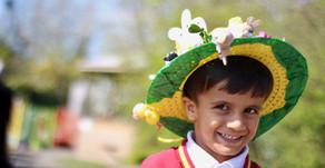 Easter Bonnet Parade 2019