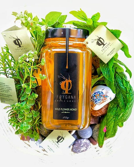 Frygana, greek honey, cyclades honey, serifos honey, greek products, bio products, μέλι, σερίφου, κυκλάδων