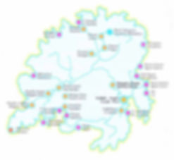 Serifos island map, σέριφος, κυκλάδες, cyclades