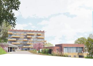 Byggestart for Sykepleierskolen