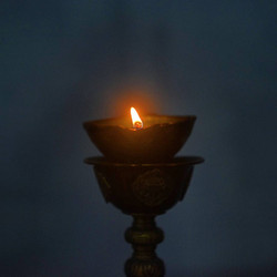 Brotherhood Lamp