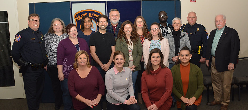 The Grand Rapids Police Department Offers Adult Program