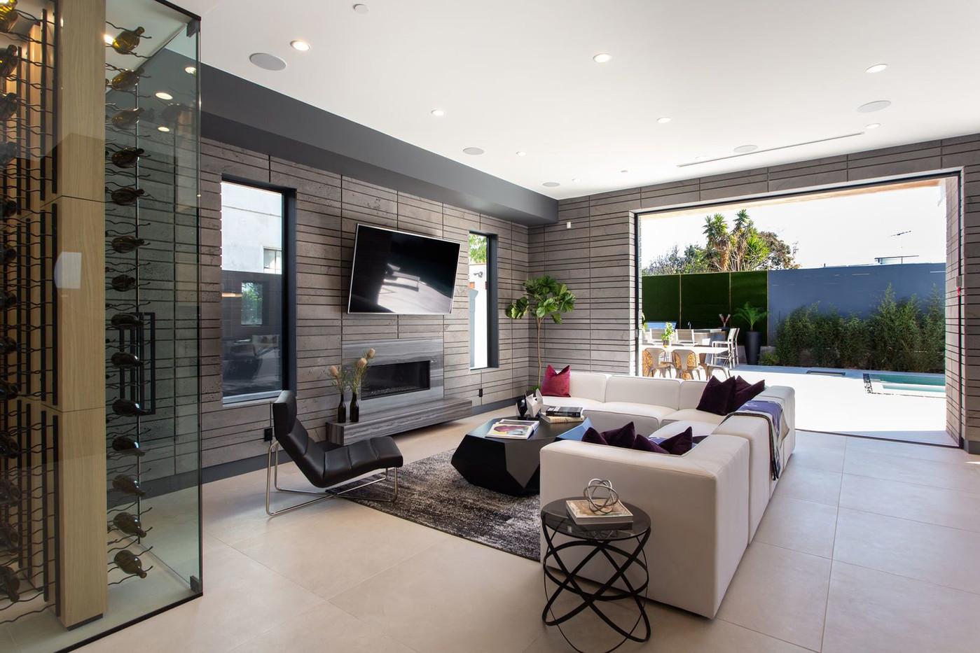 Norstone Planc Platinum Lavastone LA