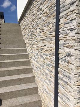 Betonový obklad Stegu