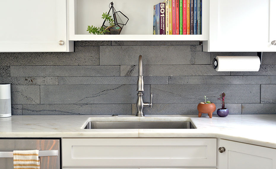 Planc Platinum Lavastone kuchyň