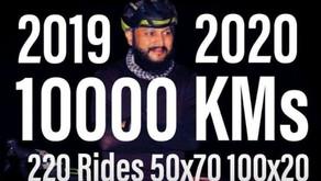 10000 KMs