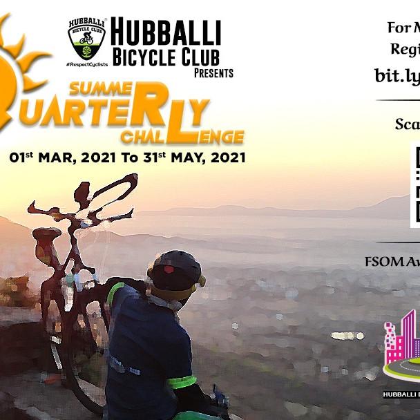 HBC Summer Quarterly Challenge