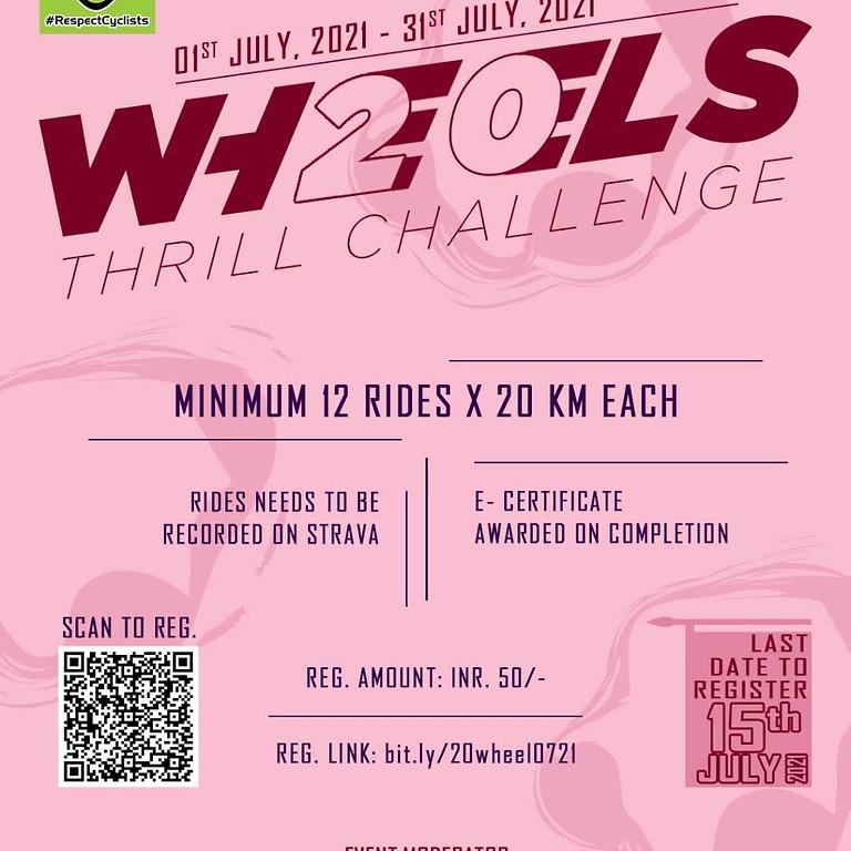 20 Wheel Thrill Challenge