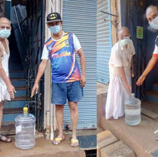 Age is not the factor for helping the needy and Humanity is above   all guidelines just do good work
