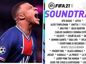 Fifa 21 Soundtrack for Pes 2021 by Snow Broken