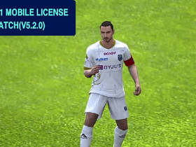 PES 2021 Mobile Snow Patch (v5.2.0) by Snow Broken