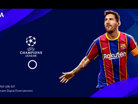 Pes 2021 Mobile Uefa Champions League Patch (v5.2.0) by Snow Broken