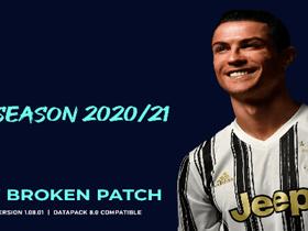Pes 2020 Next Season(2020/21) Patch by Snow Broken