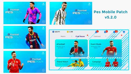 PES 2021 Mobile Snow Patch (v5.3.0) - ISL Teams, Licensed Kits, Kerala Blasters & More