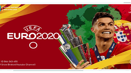 [Aug15] Euro 2020 Patch For Pes 2020 Mobile by Snow Broken