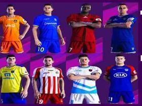 Indian Super League for Pes 2020 PS4 Option File