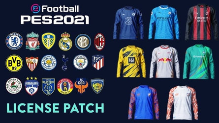 Pes 2021 Mobile Licesne Patch (v5.0.1) by Snow Broken