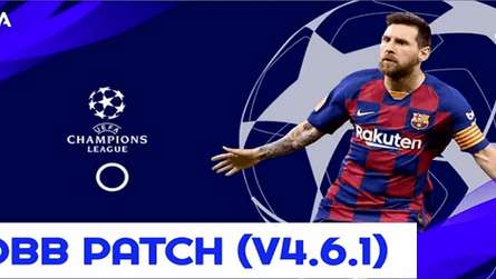 Pes 2020 Mobile Ucl Obb Patch(v4.6.1)