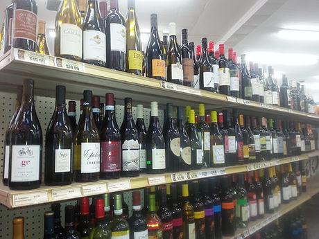 100+ wines