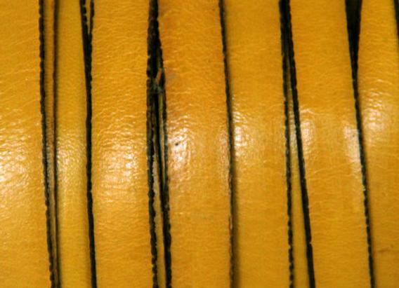 FLAT MOLDED COW Mustard Yellow