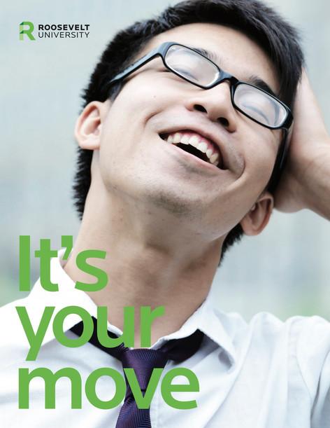 Roosevelt University - Undergraduate Viewbook