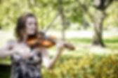 Elise Dalleska violinist and teacher