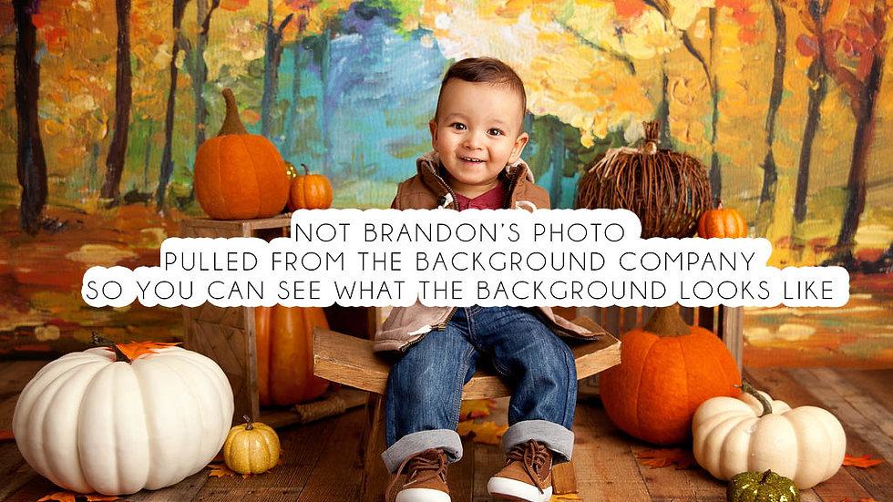 Fall STUDIO minis with Brandon Burton